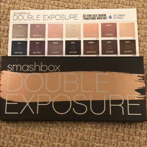Smashbox double exposure eye shadow